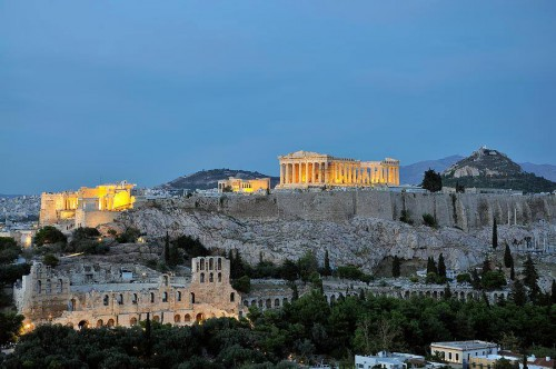 ATHENES AKROPOLIS