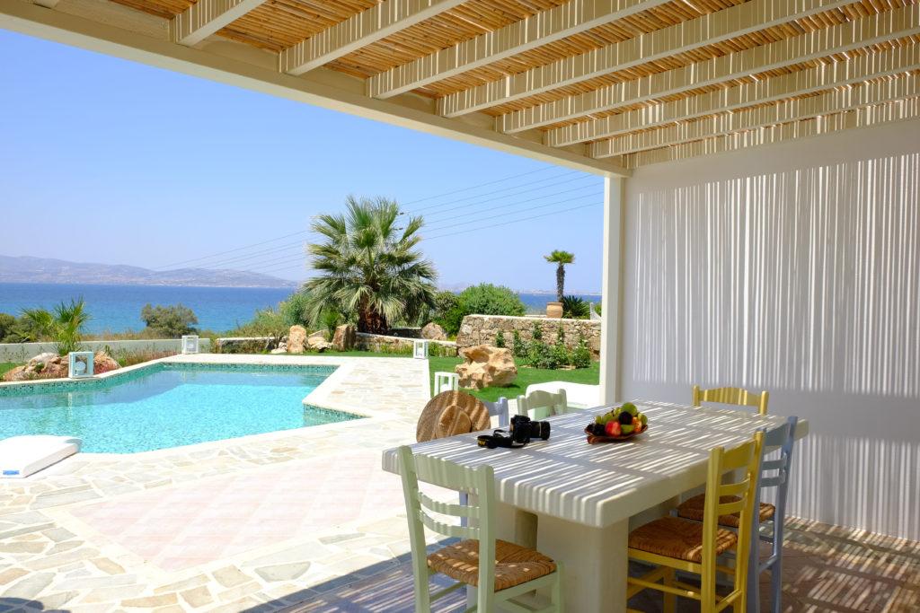 valsea villa naxos les cyclades gr ce vos vacances. Black Bedroom Furniture Sets. Home Design Ideas