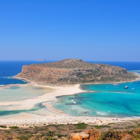 Elafoonissi Beach Crete