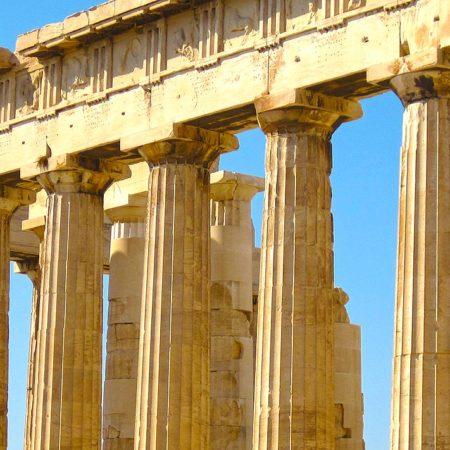 Grèce - Acropole à Athènes