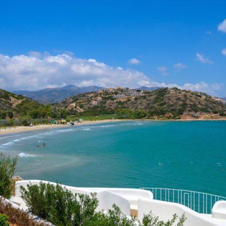 plage à côté de The Island Concept hôtel